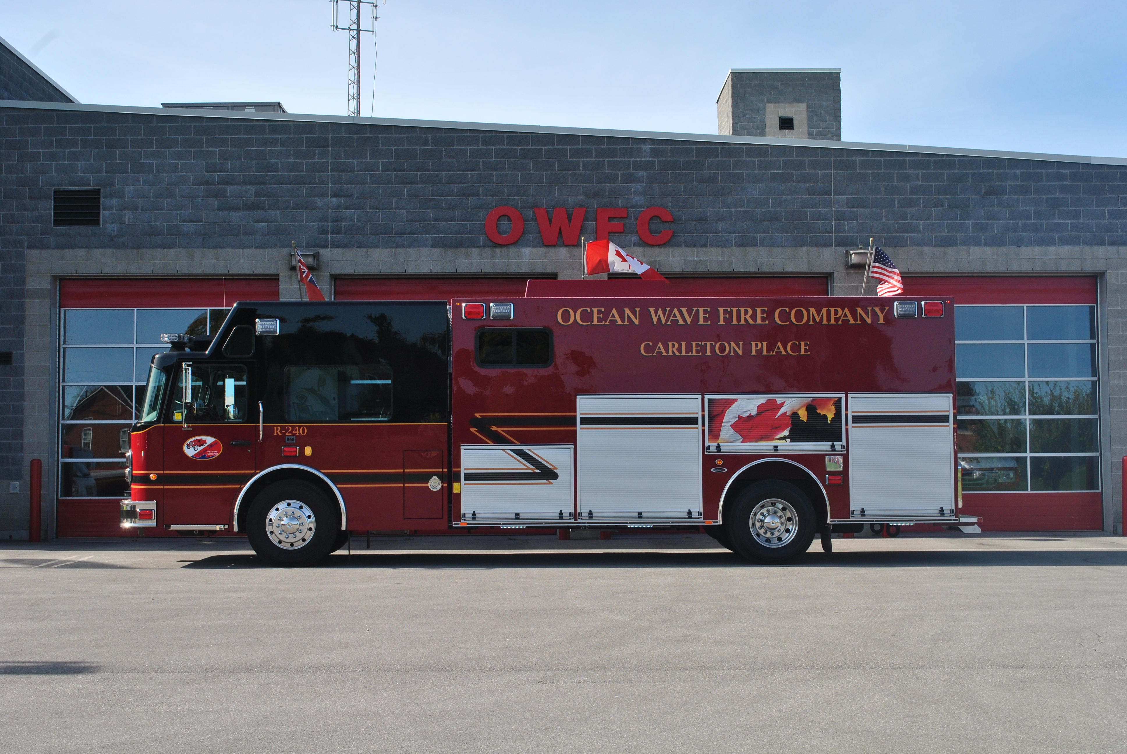 Image of Firetruck Rescue 240