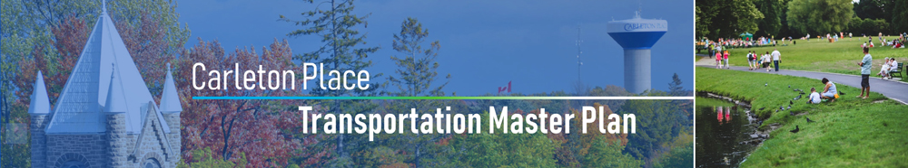 Banner for Transportation Master Plan