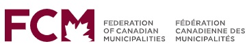 Logo for the Federation of Canadian Municipalities