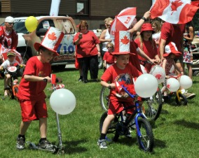 Canada Day Celebrations in Carleton Place